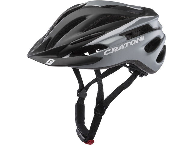 Cratoni Pacer Cykelhjelm hvid/sort | Hjelme
